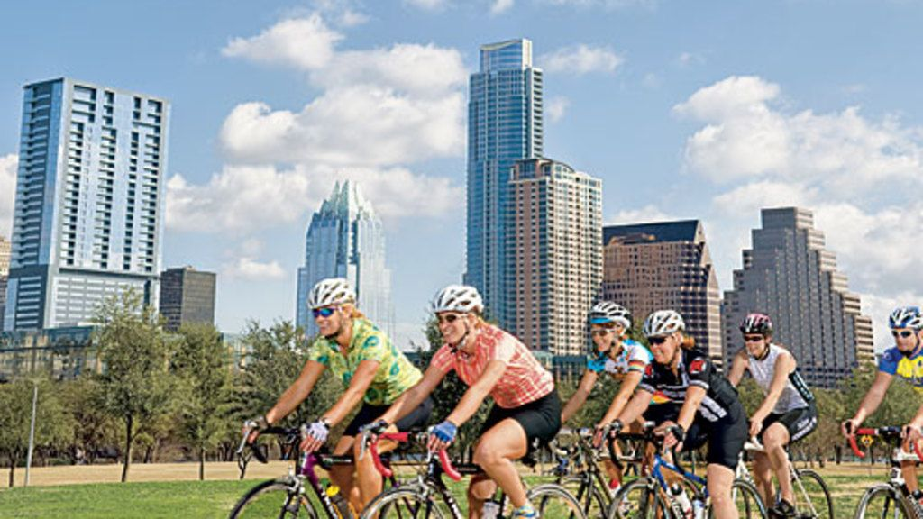 Bike Around Austin - Downtown image