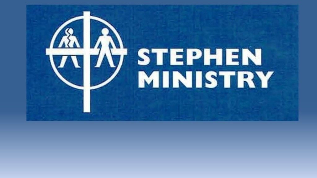 Stephen Ministry image