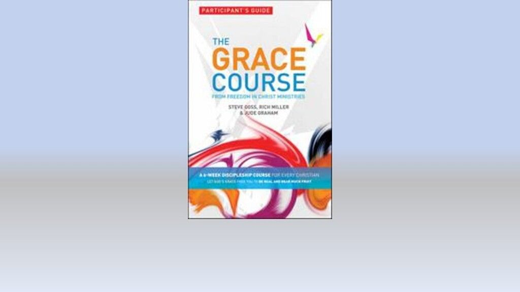The Grace Course image