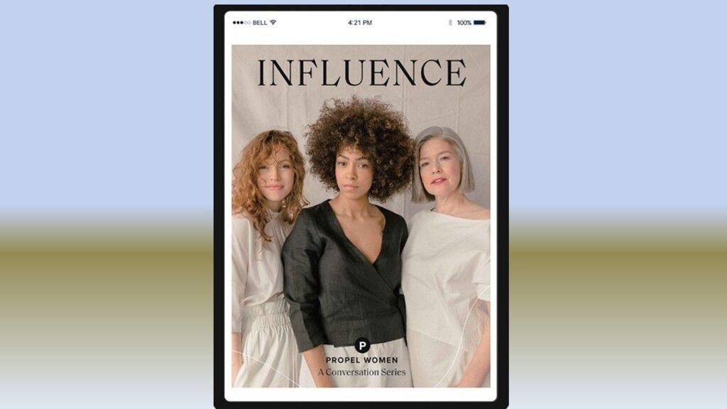 LifeWomen: Propel Women's Influence Study image